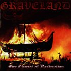 GRAVELAND Fire Chariot of Destruction album cover
