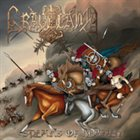 GRAVELAND Spears of Heaven album cover