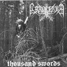 GRAVELAND Thousand Swords album cover