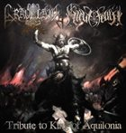 GRAVELAND Tribute to King of Aquilonia album cover
