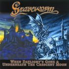 GRAVEWORM When Daylight's Gone / Underneath the Crescent Moon album cover