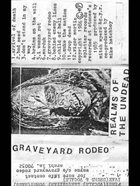 GRAVEYARD RODEO Realms Of The Undead album cover