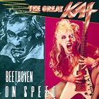 THE GREAT KAT Beethoven on Speed album cover