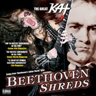THE GREAT KAT Beethoven Shreds album cover