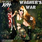 THE GREAT KAT Wagner's War album cover
