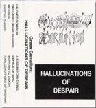 GREEN CARNATION Hallucinations of Despair album cover
