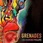 GRENADES Lou Diamond Phillips album cover