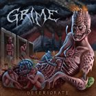 GRIME Deteriorate album cover