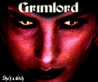 GRIMLORD She's a Witch album cover