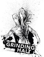 GRINDING HALT Grinding Halt album cover