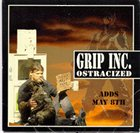 GRIP INC. Ostracized album cover