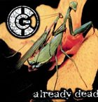 GROINCHURN Already Dead album cover