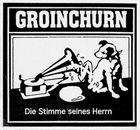 GROINCHURN Die Stimme seines Herrn album cover