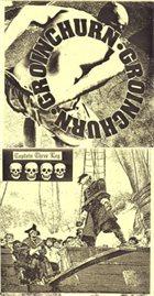 GROINCHURN Groinchurn / Captain Three Leg album cover