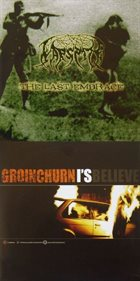 GROINCHURN I's Believe / The Last Embrace album cover