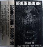 GROINCHURN Promo '95 album cover