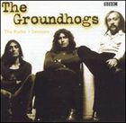 THE GROUNDHOGS BBC Radio One Live in Concert album cover