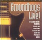 THE GROUNDHOGS Groundhogs Live album cover