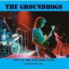 THE GROUNDHOGS Live at the New York Club: Switzerland 1991 album cover