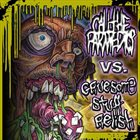 GRUESOME STUFF RELISH Call the Paramedics vs. Gruesome Stuff Relish album cover