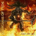GUARDIANS OF TIME Rage and Fire album cover