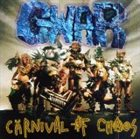 GWAR Carnival of Chaos album cover