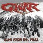 GWAR Live From Mt. Fuji album cover