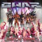 GWAR Lust in Space album cover