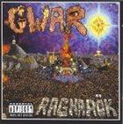 GWAR Ragnarök album cover