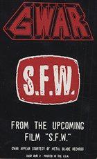 GWAR S.F.W. album cover
