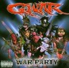 GWAR War Party album cover