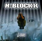 H-BLOCKX Live album cover
