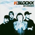 H-BLOCKX No Excuses album cover