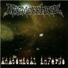 HAEMORRHAGE Anatomical Inferno album cover