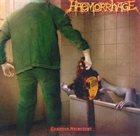 HAEMORRHAGE Chainsaw Necrotomy / Untitled album cover