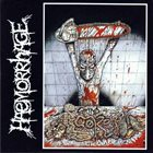 HAEMORRHAGE Grindcore album cover