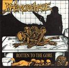 HAEMORRHAGE Haemorrhage / Embolism / Suffocate / Obliterate album cover