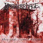 HAEMORRHAGE Morgue Sweet Home album cover