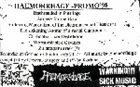HAEMORRHAGE Promo Tape '98 album cover