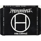 HAEMORRHAGE Punk Carnage album cover