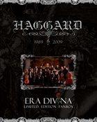 HAGGARD Era Divina album cover