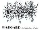 HAGGARD Introduction Tape album cover