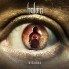 HAKEN — Visions album cover