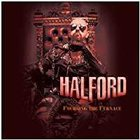HALFORD Fourging the Furnace album cover