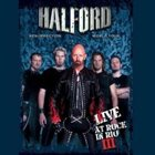HALFORD Live at Rock in Rio III - Radio Promo album cover