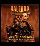 HALFORD Live in Anaheim album cover