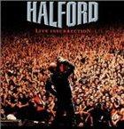 HALFORD Live Insurrection album cover