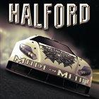 HALFORD Made of Metal album cover