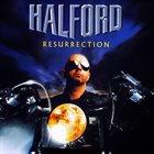 HALFORD — Resurrection album cover