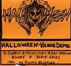 HALLOWEEN Vicious Demonstration album cover